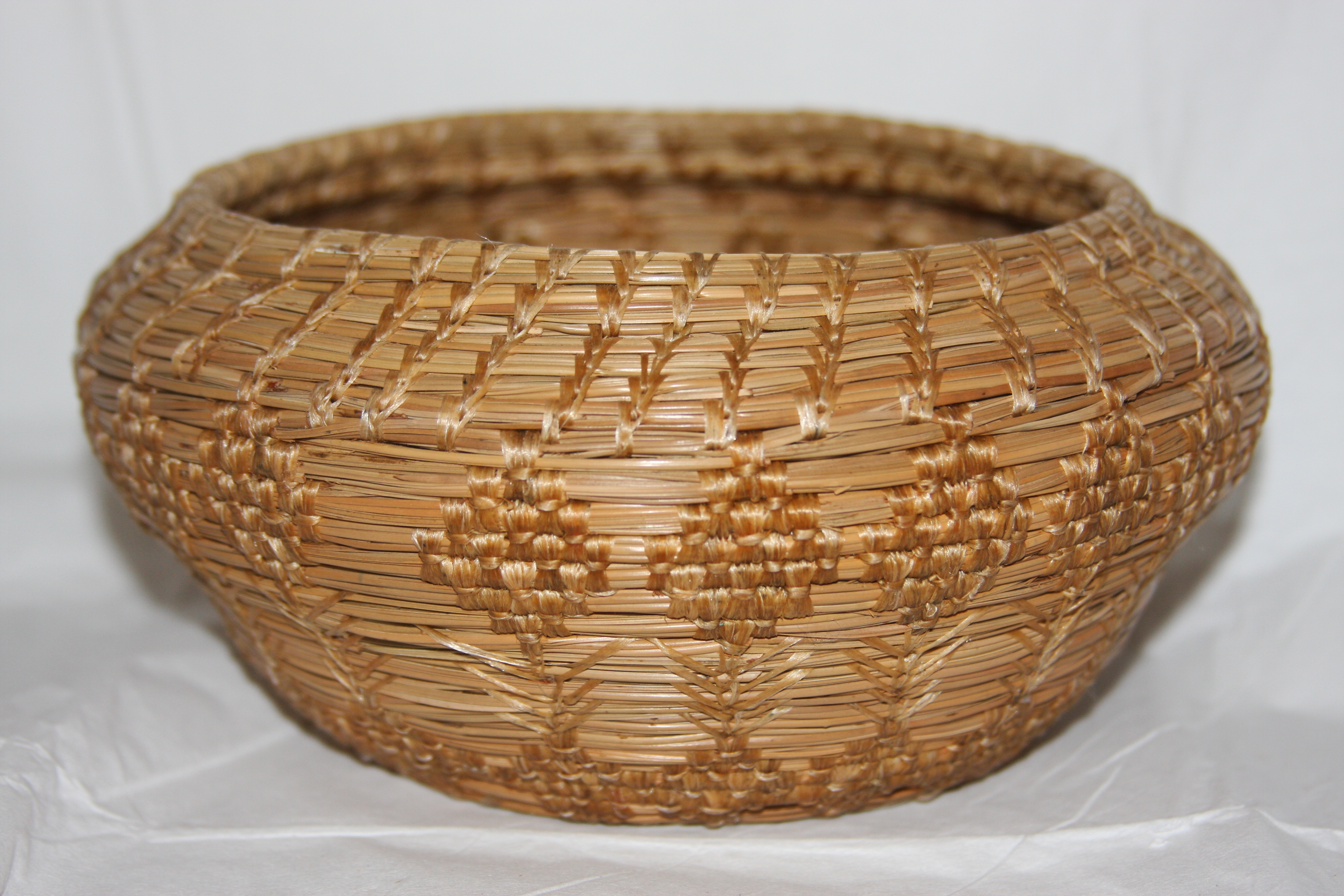 Multi-Stitch Basket